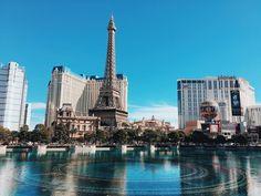 Paris In Vegas!  #lol #ThassiaEmVegas #btviaja #whataview by thassianaves