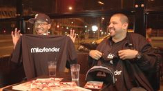 Kenny Dope ( MASTERS AT WORK / NY ) / Rich Medina (Philly / USA)  / Milesfender's Merchandising - www.milesfender.com/ - Photo credit : Threzor Eilhs Loupville - COPYRIGHT ©MILESFENDER ALL RIGHTS RESERVED Milesfender : Management | Booking | Producer | Party Promotor