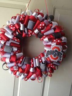 OSU wreath!