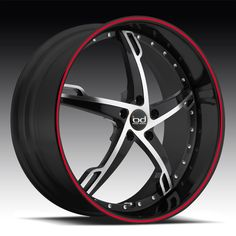 Blaque Diamond BD-5 Wheels