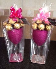 Pink and chocolate glasses