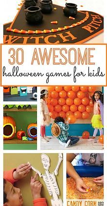 Kaila's Place|30 Halloween Games for kids
