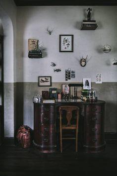 Remodeling 101: Modern Plaster Walls Six Ways   Remodelista: Sourcebook for the Considered Home   Bloglovin'