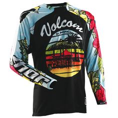 Thor Core S14 Volcom Aloha Motocross Jersey  Description: The Thor Core S14 Volcom Aloha Motocross MX Shirt is       packed with features…              Specifications include                       New Collar Construction – For easy entry and exit                    Moisture Wicking Polyester – To keep you dry and focused...  http://bikesdirect.org.uk/thor-core-s14-volcom-aloha-motocross-jersey-2/