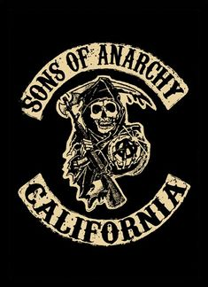 Quadro Poster Series Sons of Anarchy 5 - Decor10