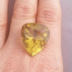 Check out this item in my Etsy shop https://www.etsy.com/listing/255358458/fancy-cut-pear-heart-24ct-brazil-lemon