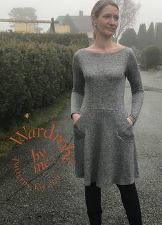 dress pattern for women PDF sewing pattern #dresspatterns
