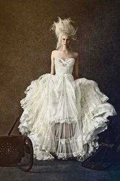 #dress #costume bride