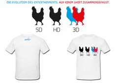 SD HD 3D ....