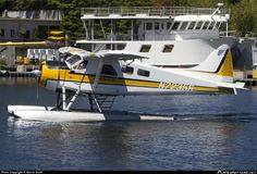 N72355 Kenmore Air De Havilland Canada DHC-2 Beaver photographed at Seattle Kenmore Air Harbor (Lake Union) Seaplane (LKE) by Marco Dotti