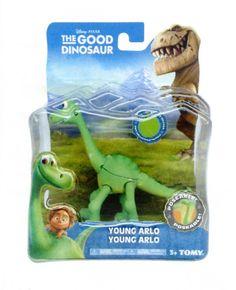 Good Dinosaur (The) - Il Viaggio Di Arlo - Personaggio Base (Assortimento) - GIOCATTOLI Acquistalo adesso su www.ondagame.it - Spedizione in tutta italia GRATIS - info@ondagame.it - Tel. 0923.982789