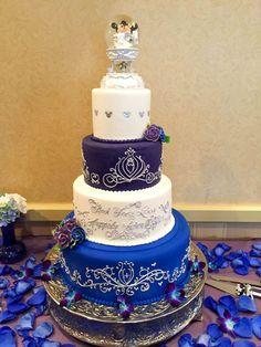 "A True ""Guest"" Post - Sylvia and Jeff's DIY Disneyland Hotel Wedding"