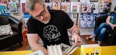 8 Writing Tips from Jeff VanderMeer  ||  After nine novels, here's what he's learned about process and craft. https://chireviewofbooks.com/2018/03/05/8-writing-tips-from-jeff-vandermeer/?utm_campaign=crowdfire&utm_content=crowdfire&utm_medium=social&utm_source=pinterest