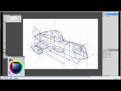 Drawing and Painting - Episode 1: The Power of Boxes - YouTube
