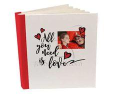Album 26x30 con tasche Need love
