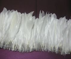 a whole bunch of goose feathers for your crafty work!!