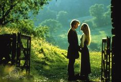 Westley: This is true love - you think this happens every day? --, Cary Elwes and Robin Wright in The Princess Bride Best Romantic Comedies, Romantic Movies, Most Romantic, Hopeless Romantic, Romantic Images, Robin Wright, Robert Redford, Princess Bride Movie, Princesses