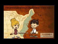 American Revolution short video