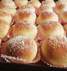 Pancake Muffins, Pancakes, Bread Dough Recipe, Confectionery, Bakery, Dessert Recipes, Food And Drink, Cooking Recipes, Sweets
