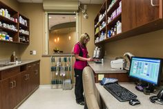 Pharmacy - 2013 Veterinary Hospital of the Year: Allandale Veterinary Hospital, Ontario, Canada