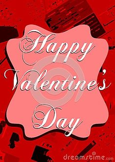 Illustration usable as background or saint valentines greeting card an idea that can be used in all saint valentines day greeting cards m4hsunfo Gallery