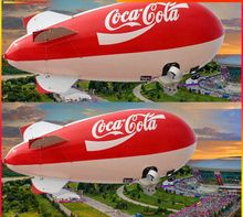 Star Advertising Balloons and Searchlights: Star Advertising Now Carries RC Blimps
