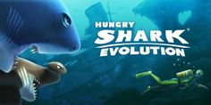 Hungry Shark Evolution Cheats Hack Android iOS Download.