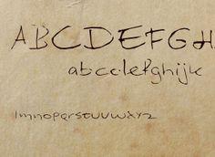 Fonts | uploaded by www.drukwerkdeal.nl