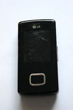 LG Chocolate KG800 - Black (Unlocked) Mobile Phone Good Condition