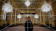 The Artful Use of Symmetry Found Within Scenes of the BBC Series 'Sherlock'