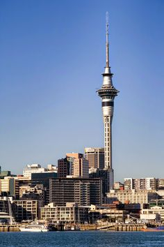 The Sky Tower is mentioned in Innocent Next Door, Military Men Summer visits on a date. Sky Tower (Auckland - New Zealand) New Zealand Cities, New Zealand Travel, New Zealand Landscape, Auckland New Zealand, Famous Places, Famous Landmarks, South Island, Travel Goals, Travel Tips