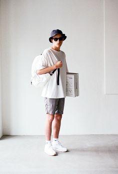 3a6a6b182fb9e look masculino chapéu cata ovo - Bucket Hat Daily Fashion