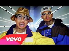 Chris Brown, Tyga - Ayo (Explicit)  Official Last Kings & Black Pyramid (Feat).  It even has Dede from Next Friday.