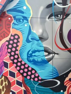Tristan Eaton for Guess