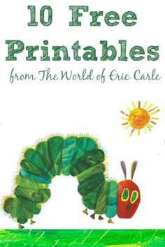 6 Best Images Of Eric Carle Printable Templates
