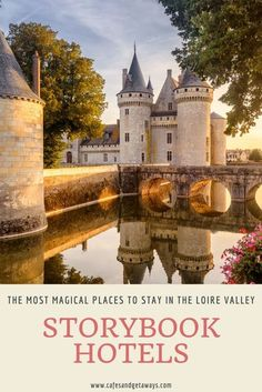 Ever dreamt of staying in a chateau?! Your wish is about to come true. The Loire Valley is known for its vast number of magnificent french chateaux. Many people visit the Loire Valley each year to explore some of France's most famous ones, but very few people know there are a large number of others that have been refurbished as boutique hotels. Read about 15 of the most stunning Castles to stay at during your trip! People Around The World, Around The Worlds, French Chateau, Boutique Hotels, Northern Italy, Travel Articles, Lake Como, France Travel, Alps
