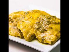 Curry Crab Stuffed Dumplings Recipe   Home   Foodie Nation