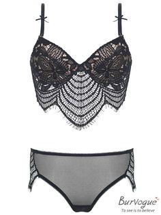 Ivory Soft Microfibre All Ways Stretch Brief Bikini Lace Knickers 10 S