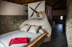 Habitación decorada por Jesús Blancas para La Demba