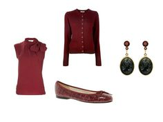 "The Vivienne Files: Imaginary Shopping for a ""must-have"" color: Burgundy"