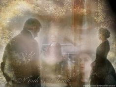 North  South directed by Brian Percival (TV Mini-Series, 2004) #elizabethgaskell #fanart