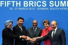 Watch Out, World Bank: Here Comes the BRICS Bank