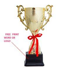Pequeños recuerdos trofeo Trofeo de la Copa de la Buena calidad buena galjanoplastia trofeo trofeo de la copa de la Alta calidad 21 cm