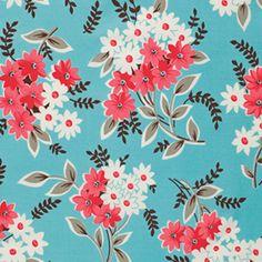 Bouquet Turquoise ~ Flea Market Fancy