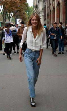 Street Style from Paris & Milan fashion Week