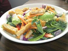 (vegan) Chicken Salad