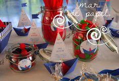 MAR DE PAPEL: La comunión de Samuel: marinera marinerísima!! Beverages, Drinks, Coca Cola, Soda, Gift Wrapping, Canning, Gifts, Paper Envelopes, Drinking