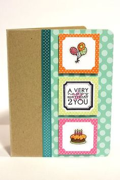 Heather: framed out + tiny treats, love this!