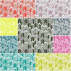 Sun Print Feathers Fat Quarter Bundle @ Hawthorne Threads