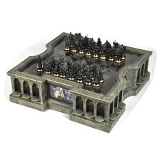 The Noble Collection Chess Set Lord of the Rings
